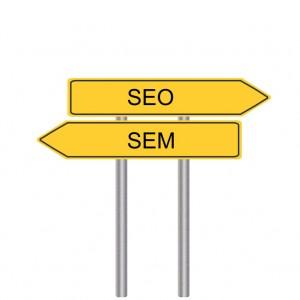 SEO SEM Webmarketing