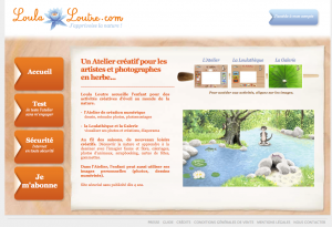 Referencement naturel Loula Loutre