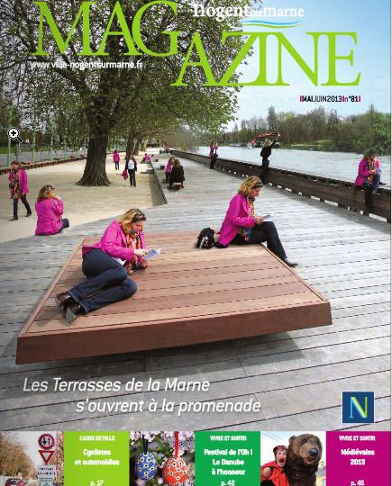 Creation site Nogent sur Marne